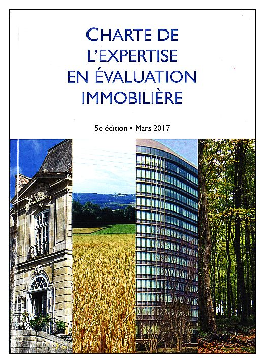 CHARTE EXPERTISE EVALUATION IMMOBILIERE IFC EXPERTISE