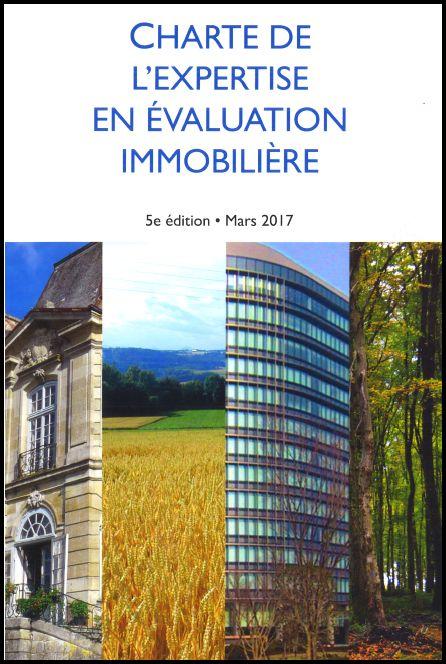 Charte de l'Expertise en Evaluation Immobilière - CFEI - Centre de Formation à l'Expertise Immobilière