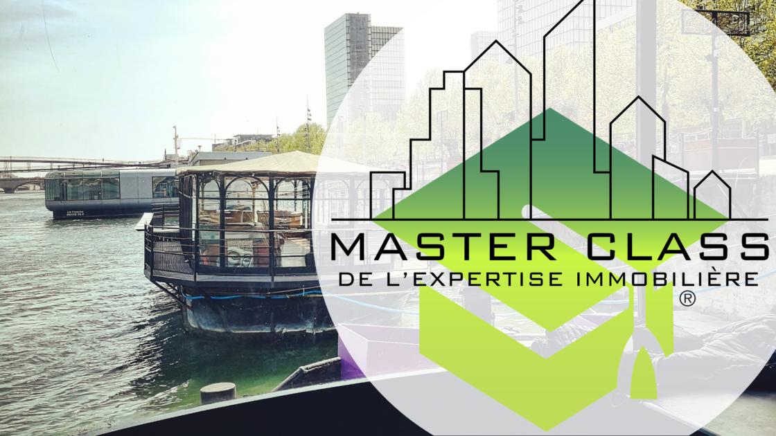 Master class de l'expertise immobilière : CFEI