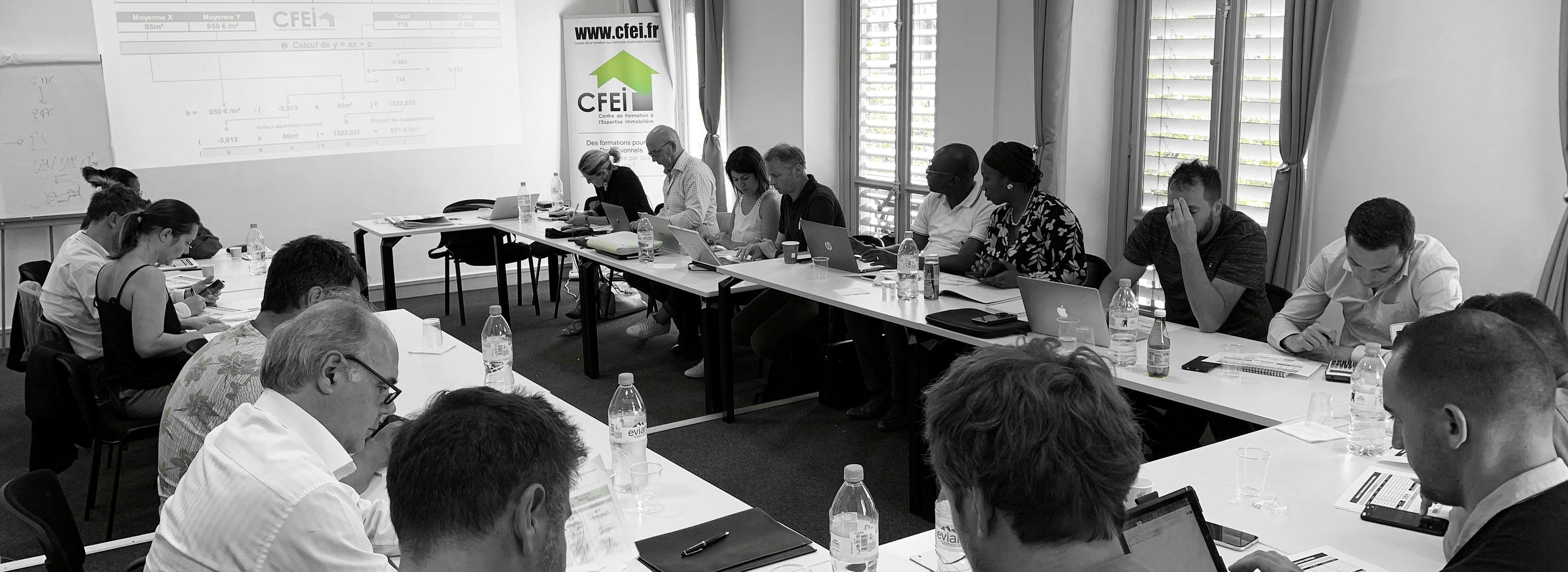 Devenir expert immobilier avec le CFEI le centre de formation a l' expertise immobiliere