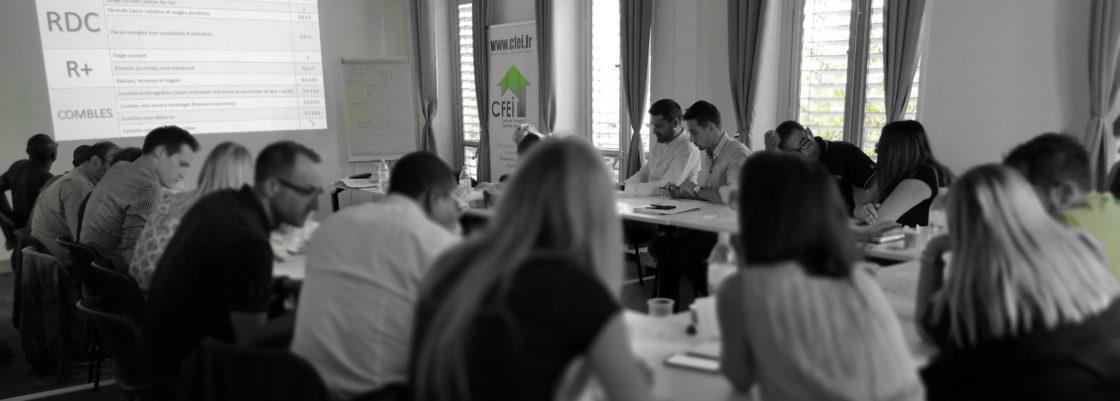 Devenir expert en estimation immobilière : CFEI, centre de formation à l'expertise immobilière est le leader français et francophone dans le domaine de l'enseignement des méthodes d'estimation immobilière et foncière