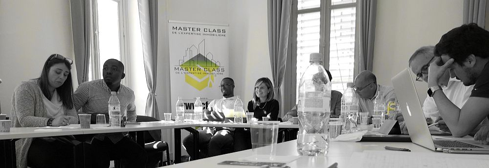Les Master class de l'expertise immobilière, des formations aux méthodes d'évaluation immobilière et foncière sur les thèmes les plus complexes, par des experts reconnus au niveau national