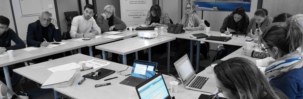Session de formation du CFEI à l'estimation des biens résidentiels – ORPI LYON – 4 et 5 février 2019