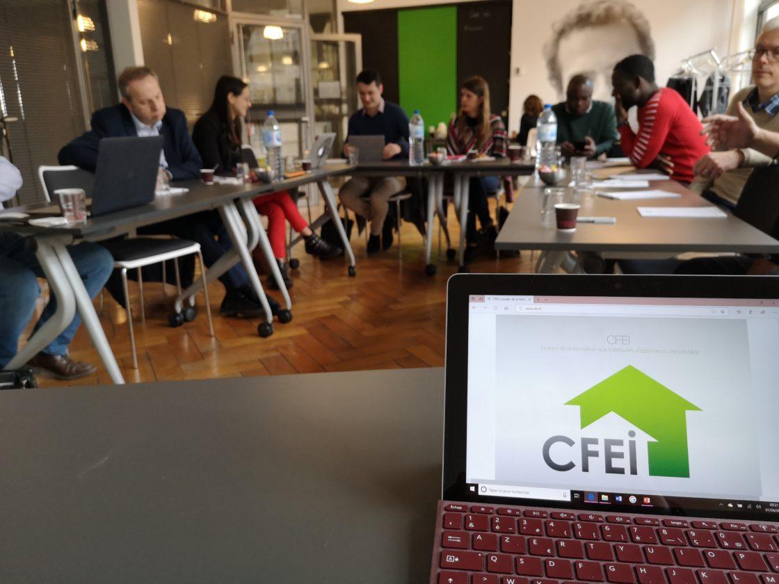Sessions de formation du CFEI du mois d'avril 2019 - devenir expert en évaluations immobilière et foncière