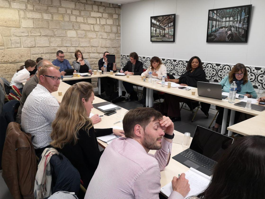 Session de formation du CFEI - centre de formation à l'expertise immobilière - Paris, les 13 et 14 mai 2019