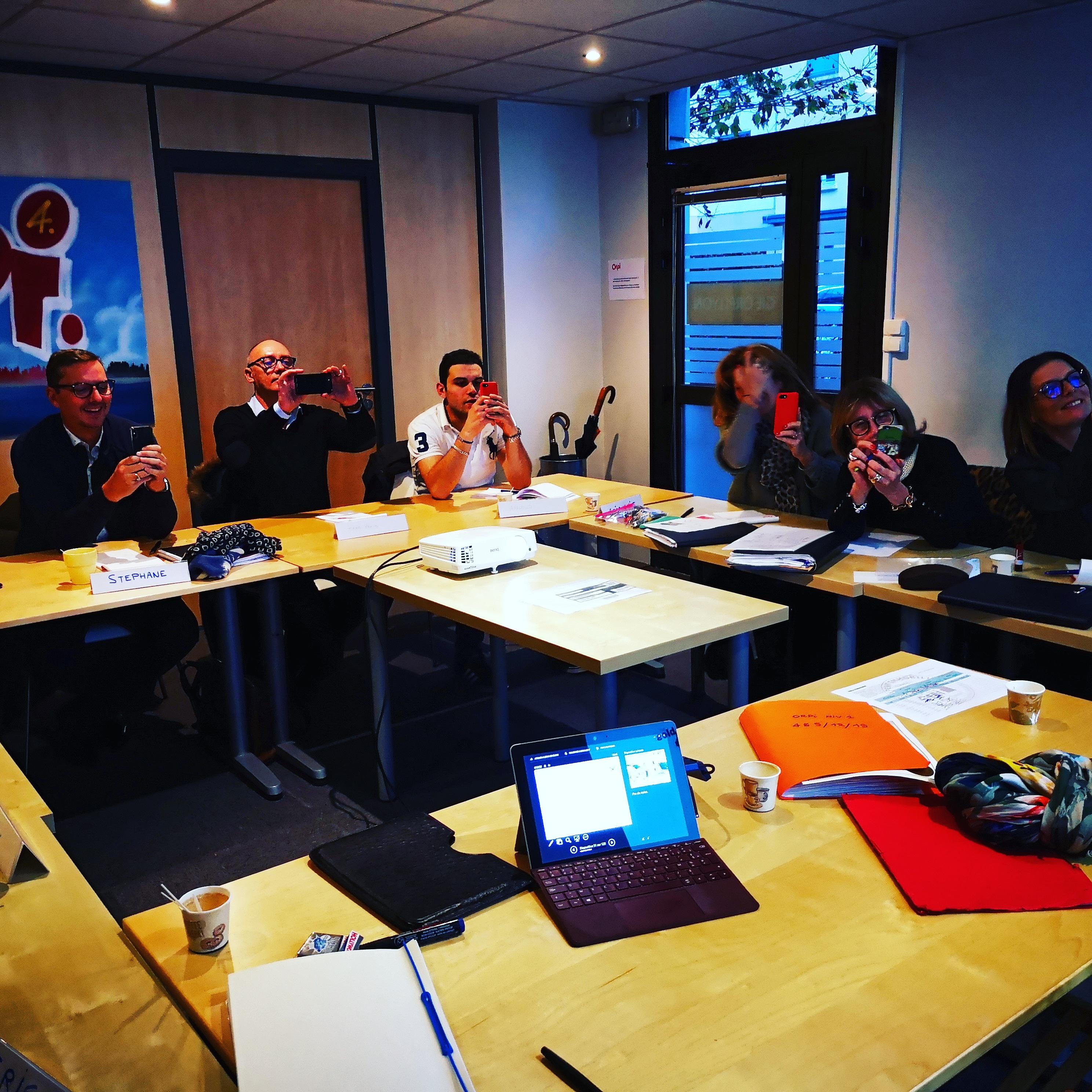 Le cfei centre de formation à l'expertise immobilière intervenait auprès de réseau ORPI pour une session de formation aux méthodes d'évaluation des biens résidentiels : comment devenir expert immobilier ?