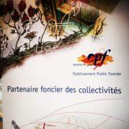 Formation intra auprès de l'EPF Nord Pas-de-Calais