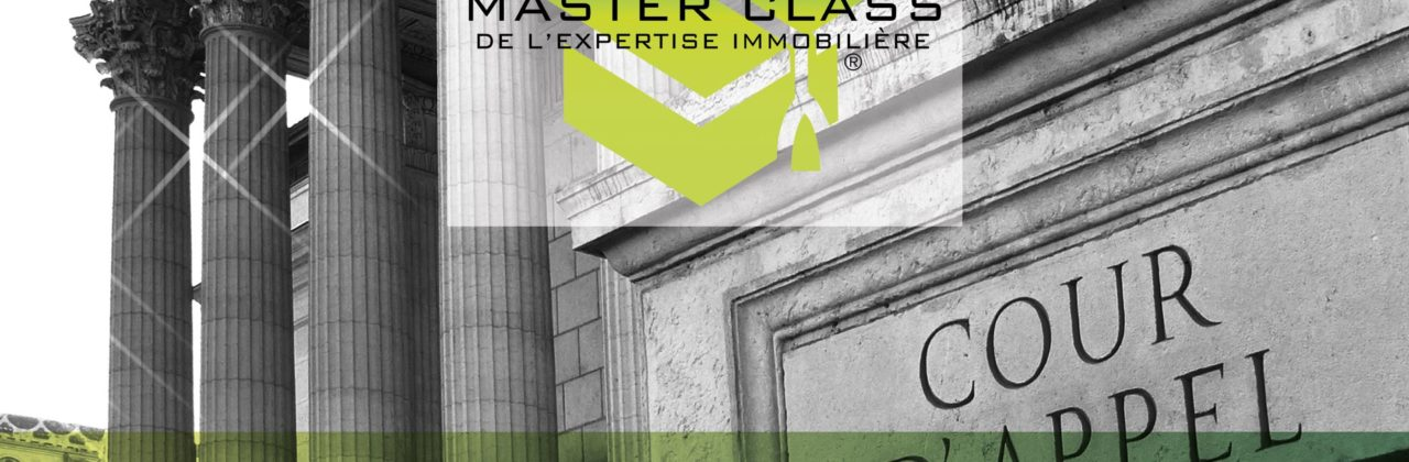 "Master class® ""Eviction commerciale"", inscriptions en cours"