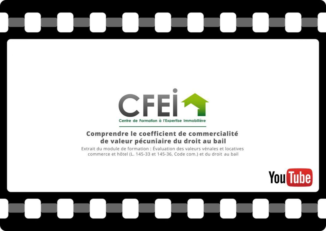 Comprendre le coefficient de commercialité de valeur pécuniaire du droit au bail, par Philippe FAVRE-REGUILLON, expert spécialisé en propriété commerciale