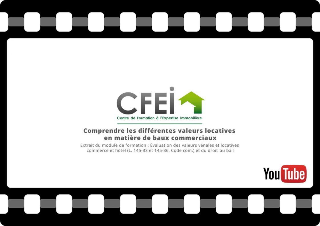 Comprendre les différentes valeurs locatives en matière de baux commerciaux, par Philippe FAVRE-REGUILLON, expert spécialisé en propriété commerciale